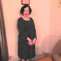Mrs. Immogene Julia Tate