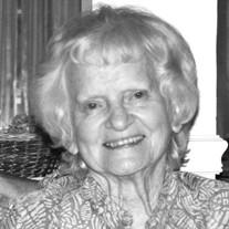 Velma Brock Waldorf