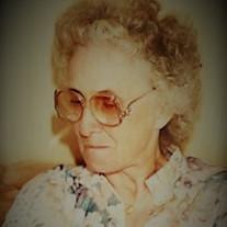 Mary V Mills