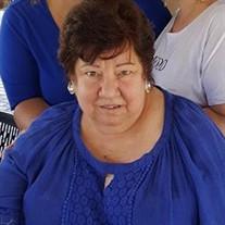 """Kathryne """"Kathy"""" Faye Devillier Walker"""