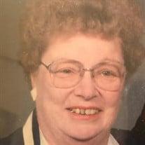 Clara Mae (Severson) Daniels