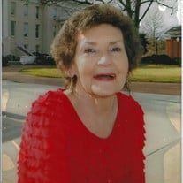 Mrs. Margaret Annette Ballew  Penland