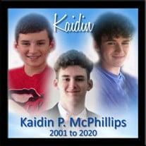 Kaidin P. McPhillips