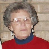 Loretta Faye Dunbar (Mansfield)
