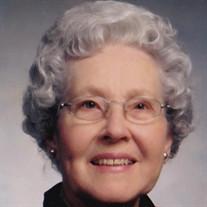 Mrs. Jimmie B. Parris