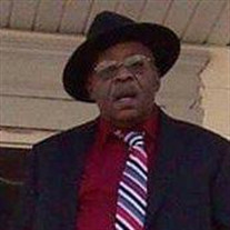 "Mr. William ""Slick"" Carter, Sr."