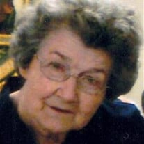 Velma Leger Doucet
