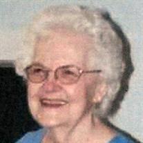 Joyce Audrey Evans