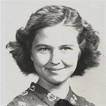 Lucille M. Sereno