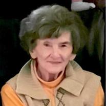 Jessie  Inez Crickmore Nealy