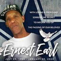 Ernest A Earl