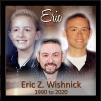 Eric Zachary Wishnick