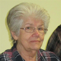 Margaret Ann Crawford