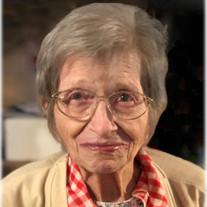 Margaret McRae Collins