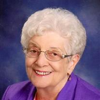 Georgia M. Parsons