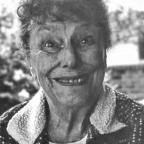 Joan Arlene Webber