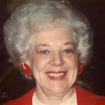 Mildred Joy McDowell