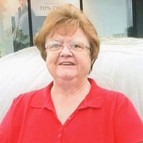 Patricia Gail Godsey