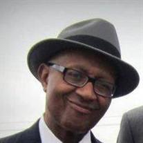 Elder Henry Alphonso Gregory Jr.