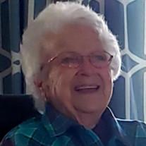 Lillian Maxine Curl
