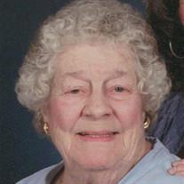 Mrs. Dorothy Jeanette Hoover