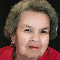 "Mrs. Mary Louise ""Tootsie"" McKenzie"