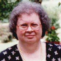 Virgene Lizabeth Lehman
