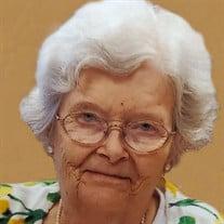 Elizabeth (Betty) Greig Stricker