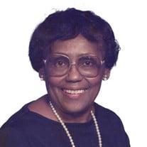 Mrs. Bernice Dorothy Benison