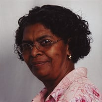 Mrs. Shirley Jean Bell