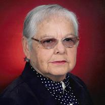 Joyce Evelyn Pebworth