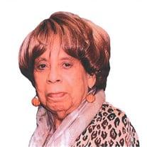 Mrs. Geraldine Marie Williams
