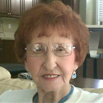 Betty Jean  (Ray) Mottin
