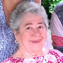 """Elizabeth """"Betty"""" M.  Ames"""