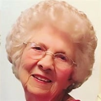 Mrs. Hazel Reynolds Crenshaw