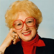 Dr. Betty Siegel