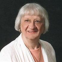 Alwine M. Petri