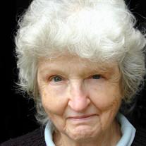 Doris McGowan