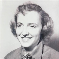 Julia  Charlene Jones (Judy)