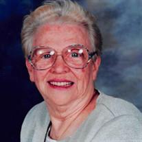"""Ethel  Marie (Craven) """"Bunny"""" Mahoney"""
