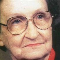 Lois Jane McFarland