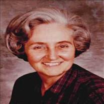 Virginia Rose Arnot