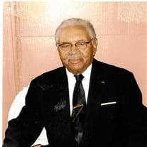 Deacon Clarence Lassiter Sr