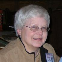 Mary Burton Robertson