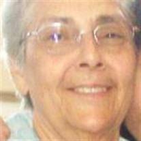 Mrs. Margarette  Jeanette Bowers