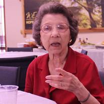 Frances Ann Wagner