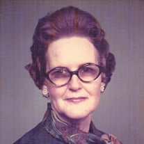 Mrs. Clara B. Mitchell