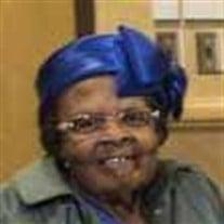 Mother Tommie Lee Underwood