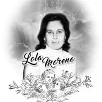 "Idolina ""Lola"" Munoz Moreno"