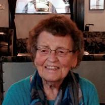 Margaret A. (Milligan)  Matthews